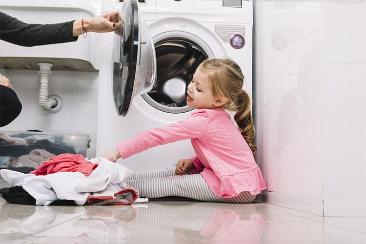 Ποιες είναι οι πιο γνωστές βλάβες πλυντηρίων;